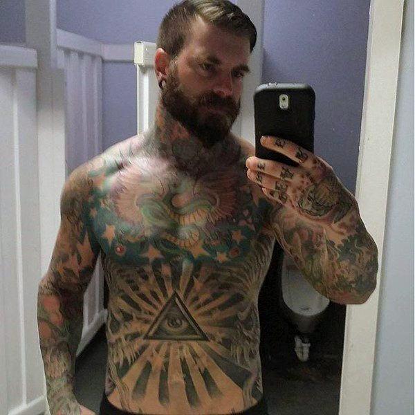 64 Tatuajes En El Abdomen Una Buena Galer 237 A