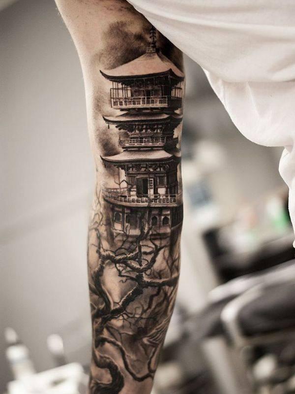 Tatuajes De Oriente 200 Diseños Japoneses