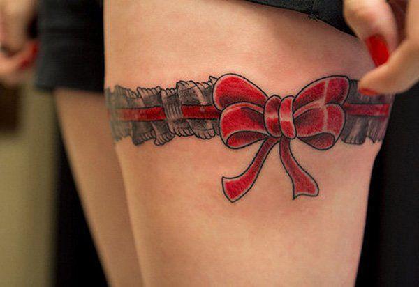 85 Tatuajes En La Pierna O Los Muslos Galería