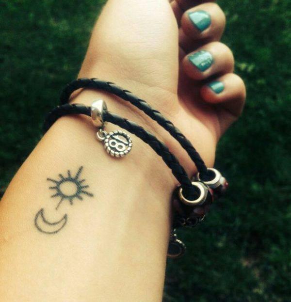 Galería De 102 Tatuajes Con Un Sol También Soles Mayas