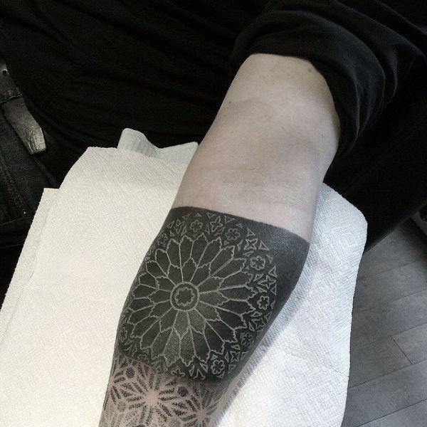 56 Tatuajes Blancos Raros De Encontrar
