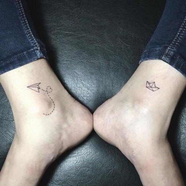 75 Tatuajes En El Tobillo Galeria De Disenos