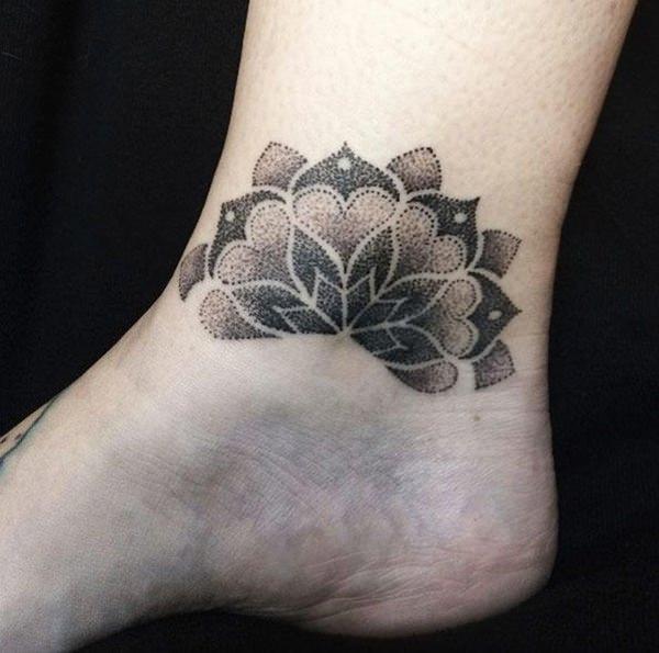 134 Tatuajes Para Los Tobillos En Este 2019