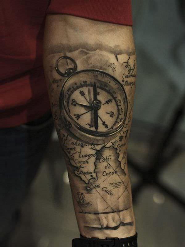 69 Diseños E Ideas De Tatuajes En El Antebrazo