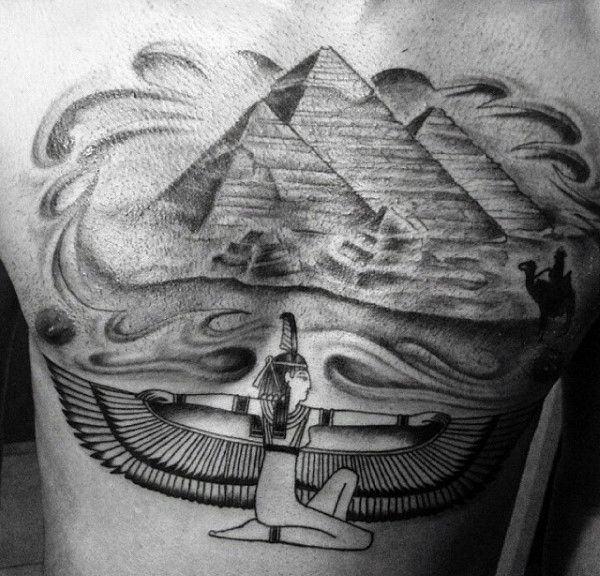 81 Tatuajes Egipcios Simbolos Y Dibujos