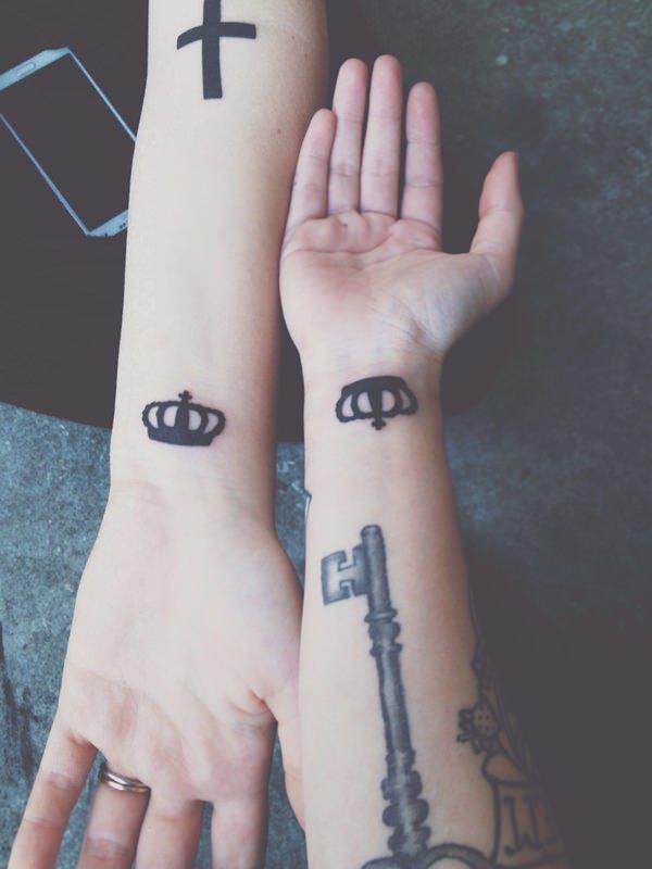 66 Tatuajes De Compañerismo Amistad Y Lealtad