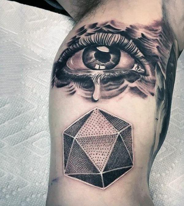 60 Tatuajes De Pupilas Ojos Y Retinas