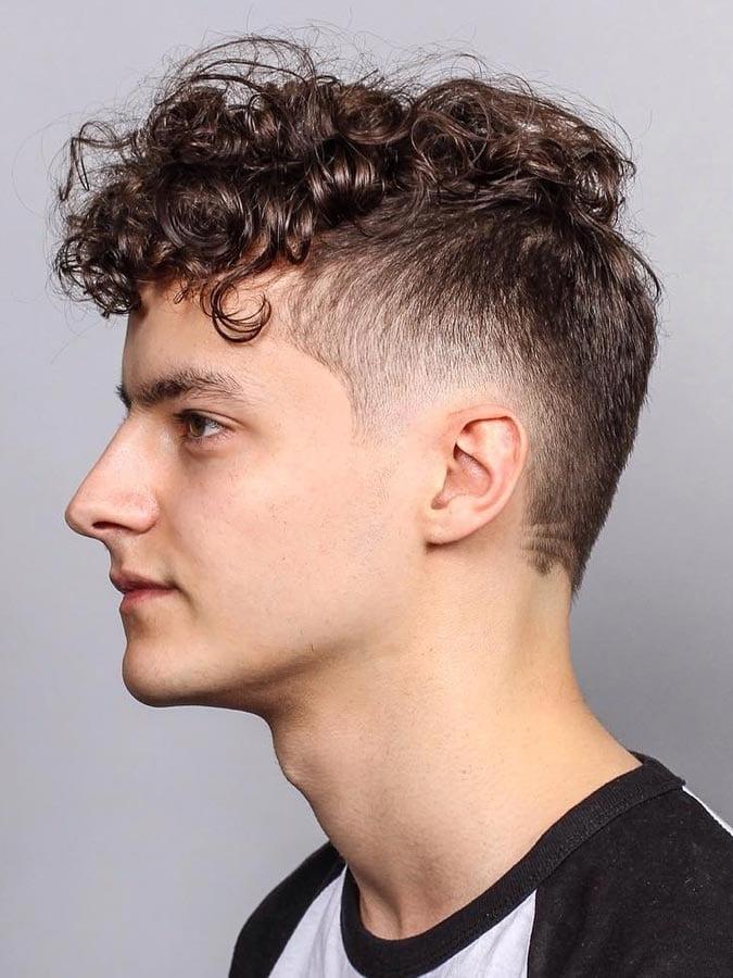 Más agudo peinados degradados Imagen De Consejos De Color De Pelo - 130 Peinados degradados para hombre
