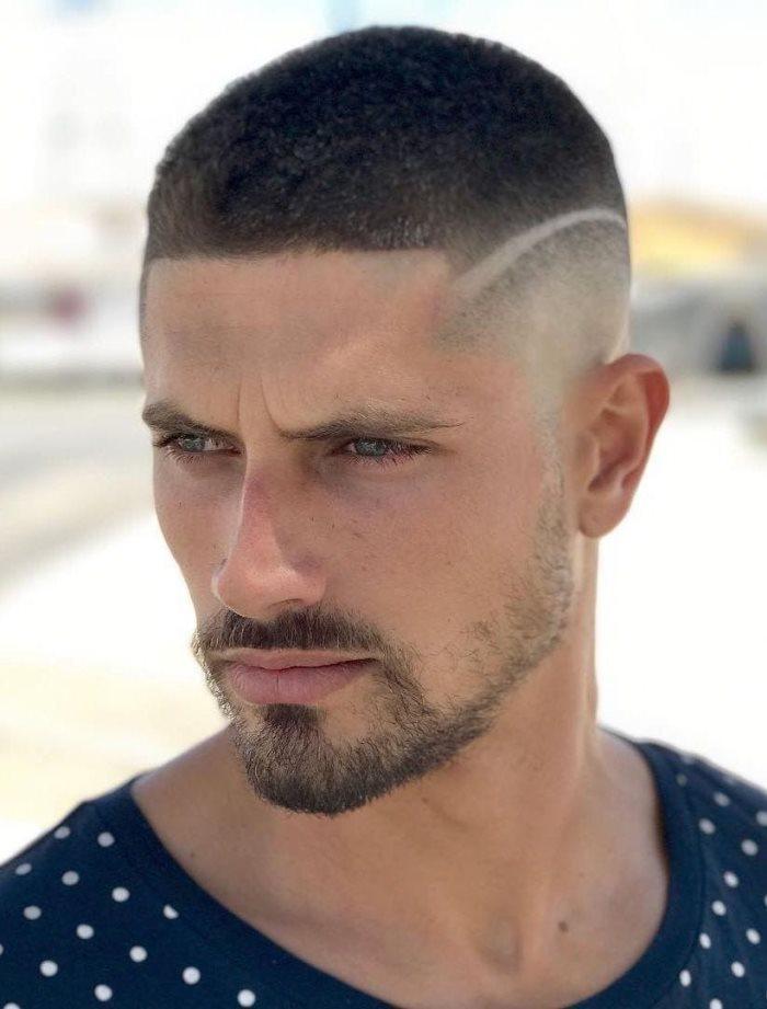 Sencillo y bonito degradados peinados Imagen de ideas de color de pelo - 130 Peinados degradados para hombre