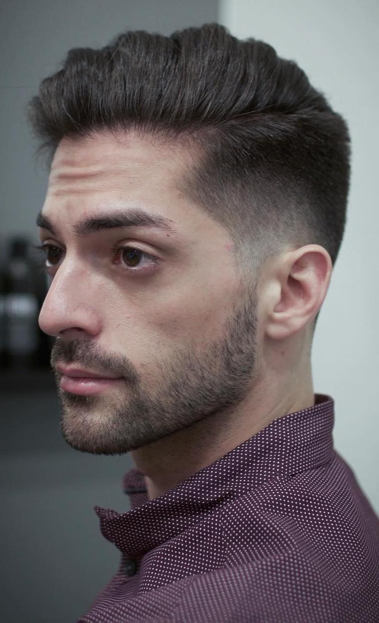 Cómo conseguir un degradados peinados Fotos de las tendencias de color de pelo - 130 Peinados degradados para hombre
