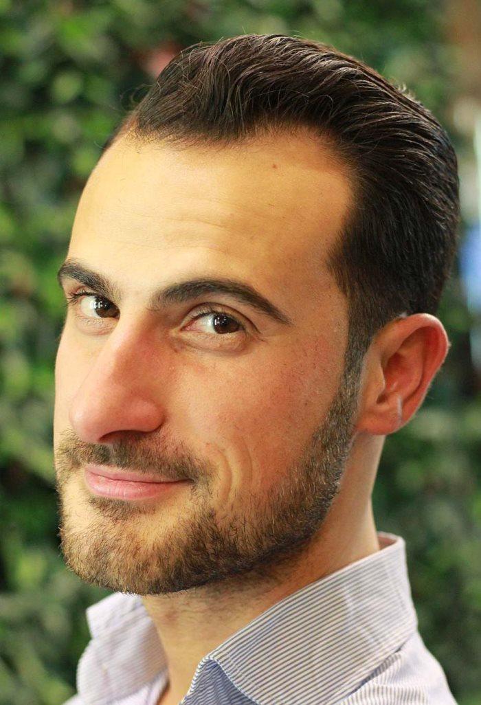 Creativo peinados hombres con entradas Fotos de los cortes de pelo de las tendencias - 90 Peinados para hombres con entradas