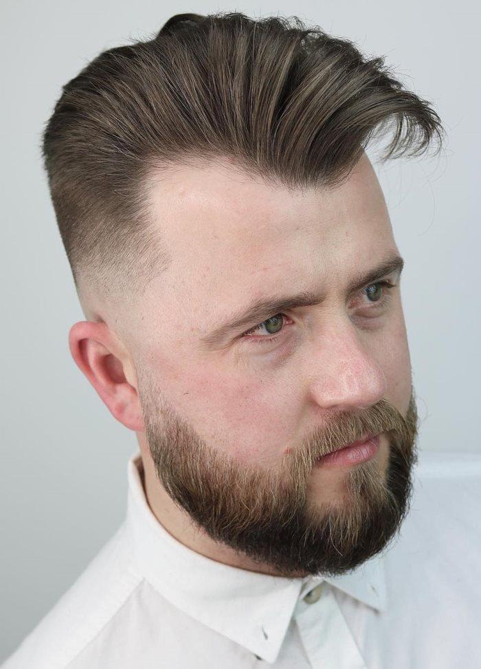 90 Peinados Para Hombres Con Entradas