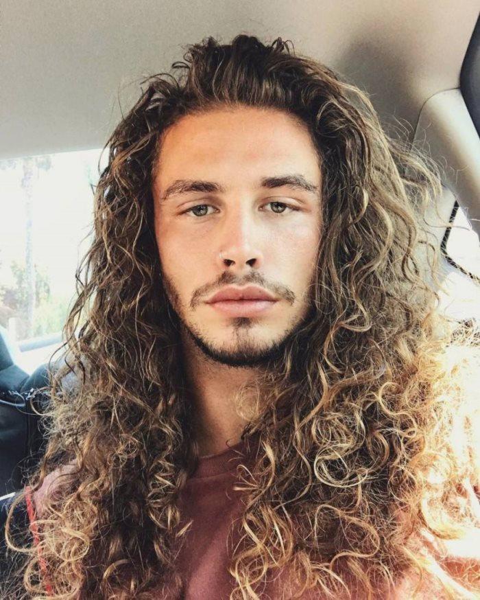 55 Peinados De Pelo Largo Para Hombre