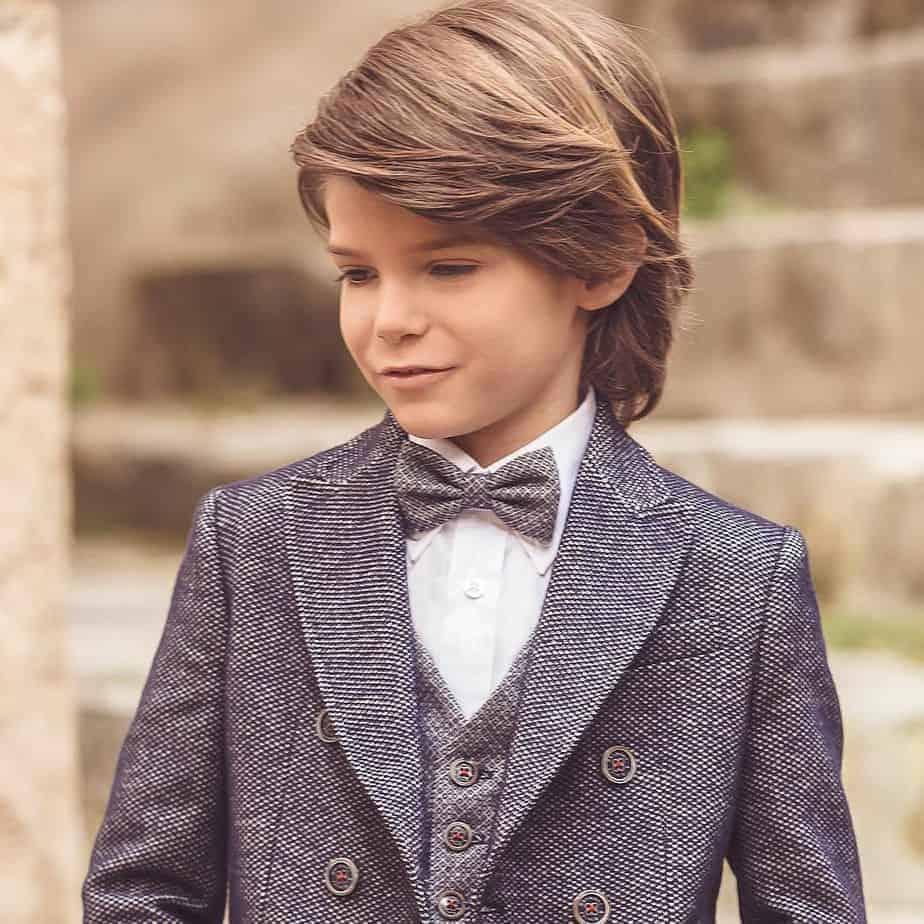 Completamente imperfecto peinados niño pelo largo Imagen De Consejos De Color De Pelo - 85 Peinados de pelo largo para niños