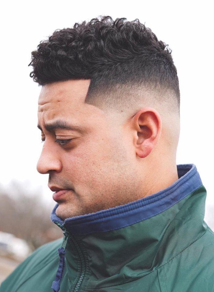 Cortes de cabello chino para caballero