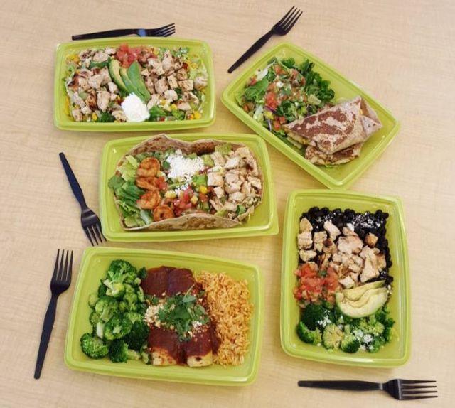 menu vegetariano bajo en calorias