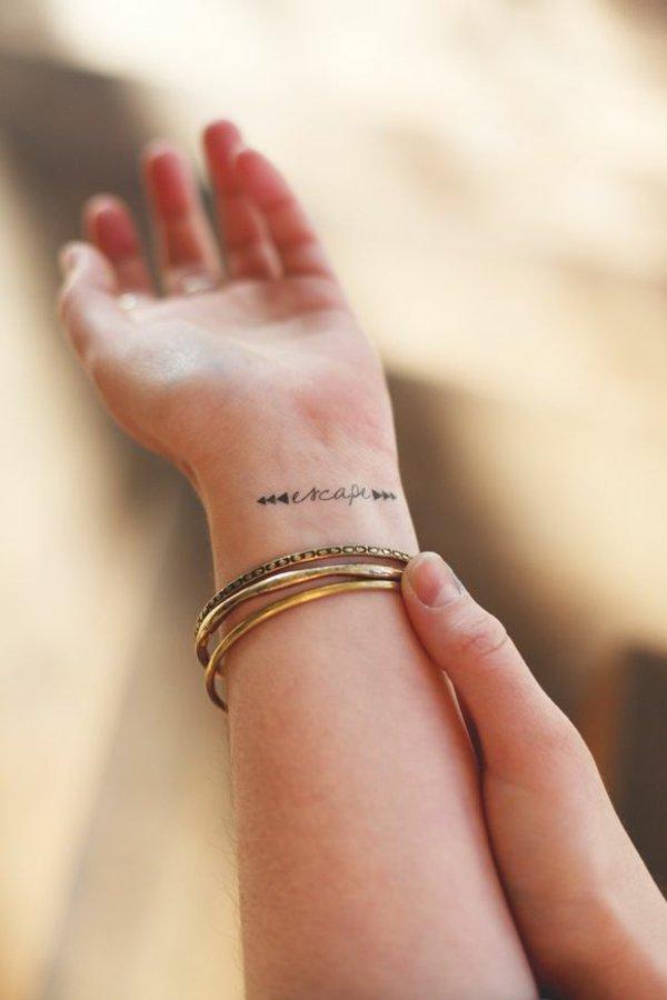 Tatuaggi Per Decorare Il Polso 150 Idee