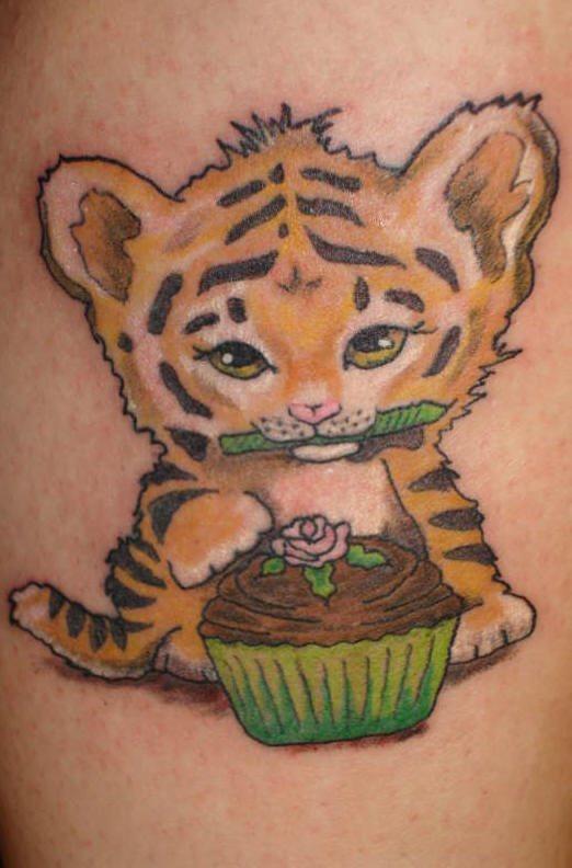 Tatuaggi Di Tigri E Giaguari Disegni Perfetti
