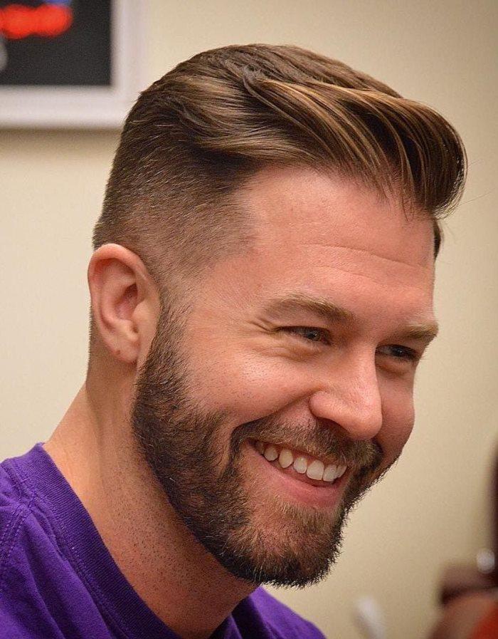 90 Tagli di capelli per uomo con stempiatura: i migliori ...