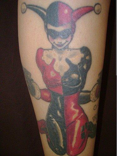 89 Tatuaggi Sulla Gamba E Sul Polpaccio