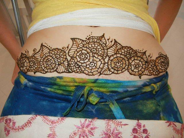 Belly Tattoo 04