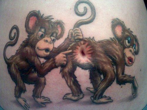 Belly Tattoo 11