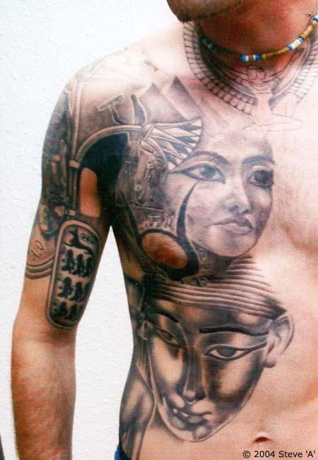 Belly Tattoo 22