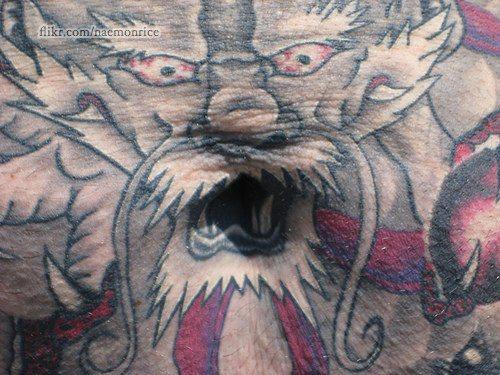 Belly Tattoo 27