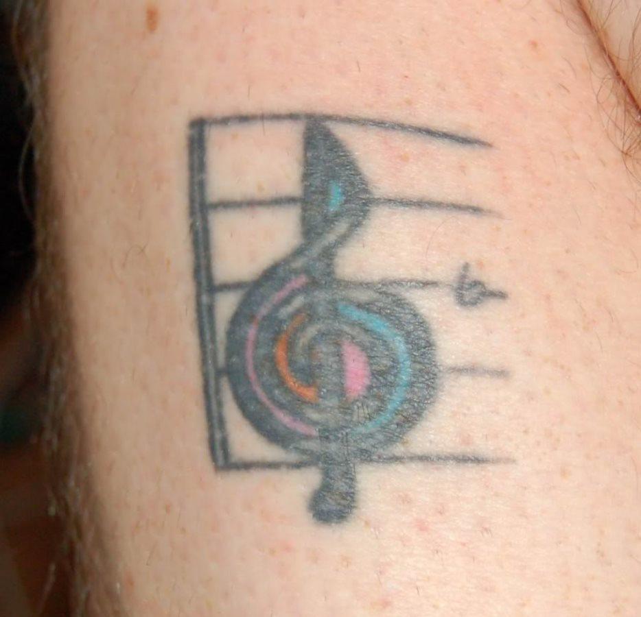 sunny key tattoo 23