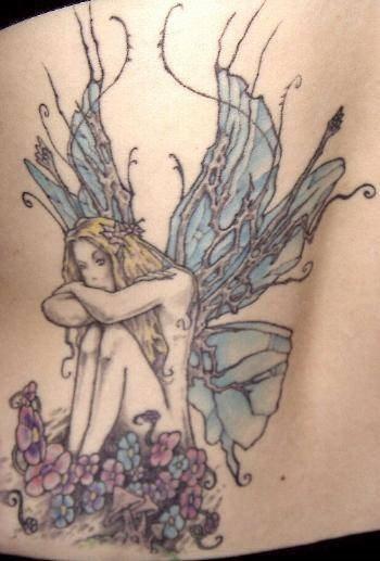 Elven Tattoo 02