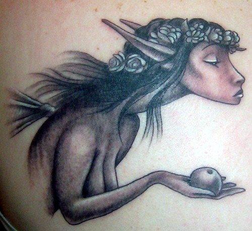 Elven Tattoo 03
