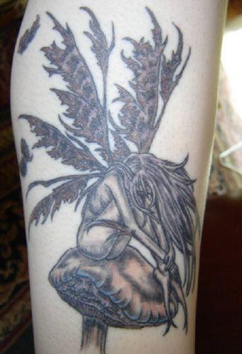 Elven Tattoo 05