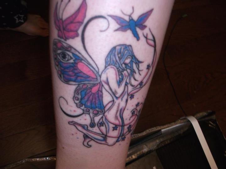 Elf tattoo 08