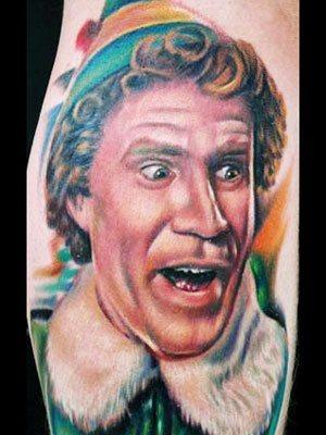 Elven Tattoo 09