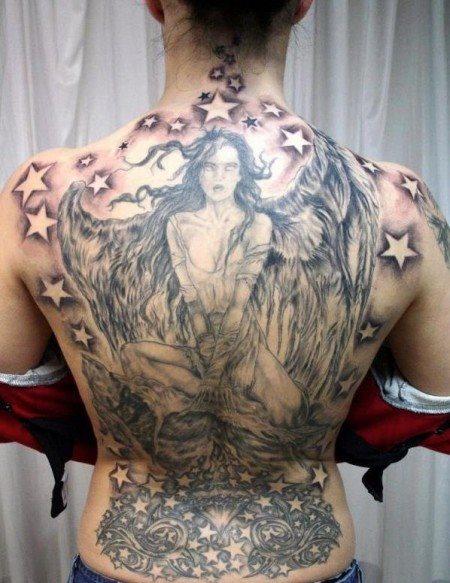 Elf tattoo 11