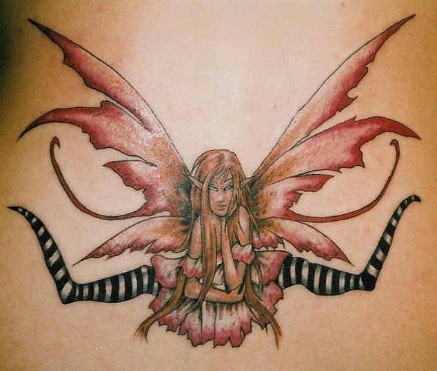 Elf tattoo 15