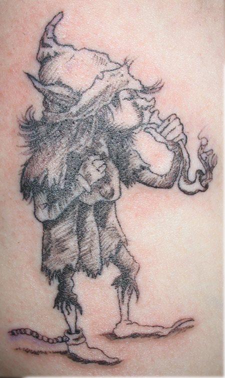 Elf tattoo 16