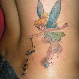 Elf tattoo 27