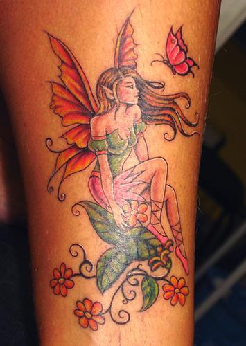Elf tattoo 28