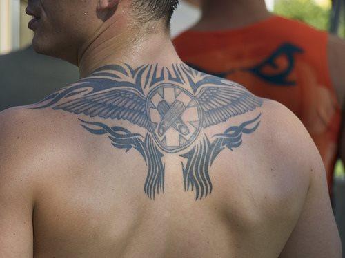 Back tattoo 03