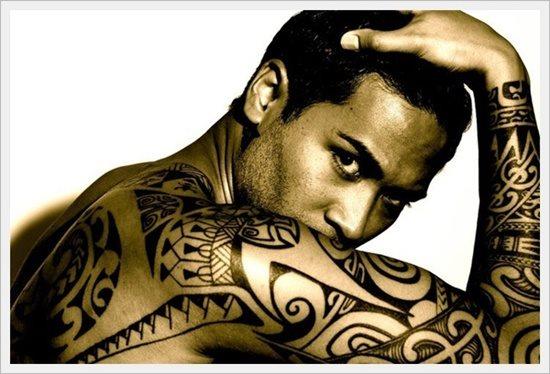 Tatuaggi tribali grandi o piccoli 47 buoni esempi for Non ducor duco tattoos designs