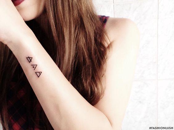 Prawdziwe Znaczenie Tatuaży Geometrycznych