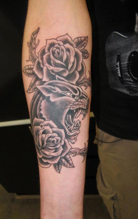 92 Tatuagens De Rosas Galeria De Desenhos