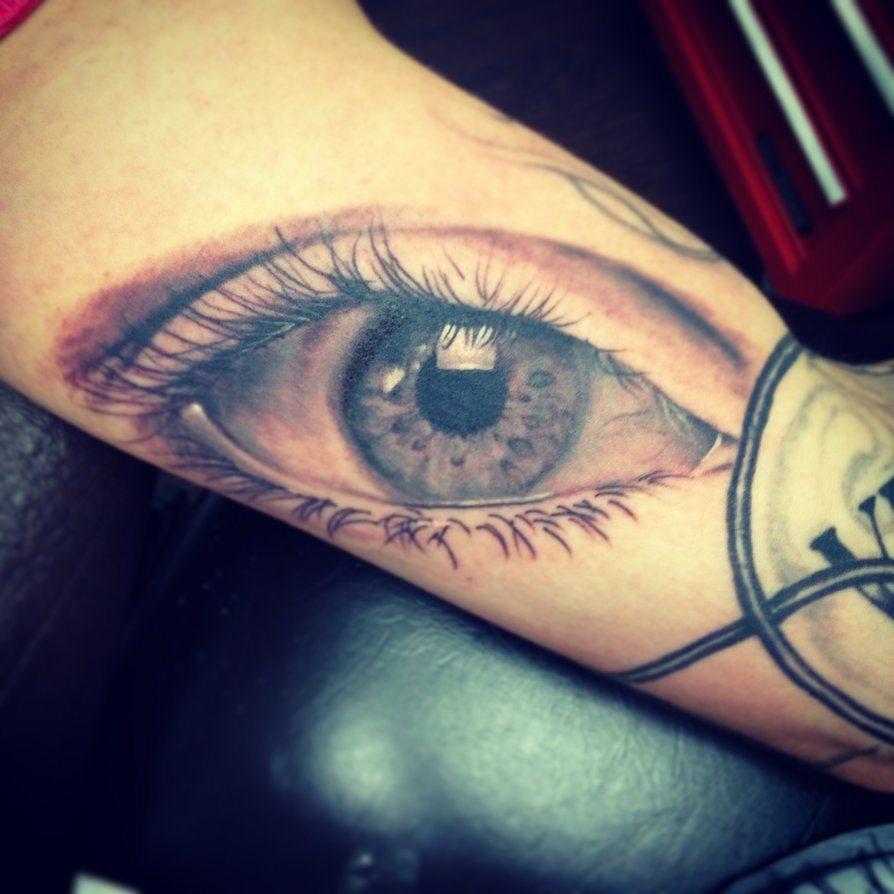 76 Tatuagens De Olhos Galeria De Imagens